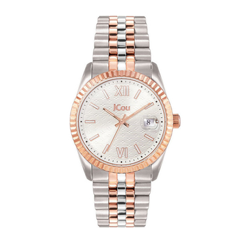 JCOU Queen's II rose steel bracelet JU19038-1