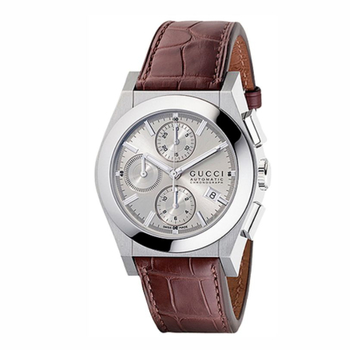 GUCCI Pantheon automatic chronograph extra large
