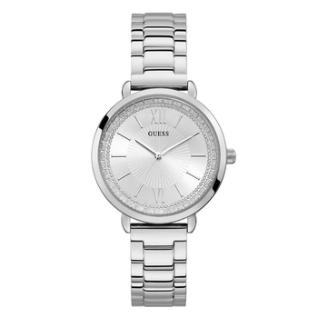 GUESS grey dial steel bracelet W1231L1