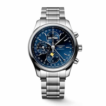 LONGINES Master Collection Automatic Chronograph Moonphase