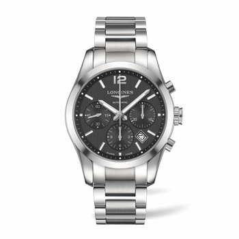 LONGINES Conquest Classic Automatic Chronograph