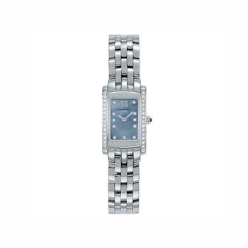 LONGINES DolceVita Mother-of-pearl & Diamonds