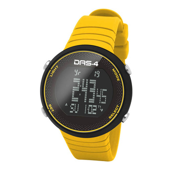 DAS.4 FT06 Yellow Functional watch Mountain edition