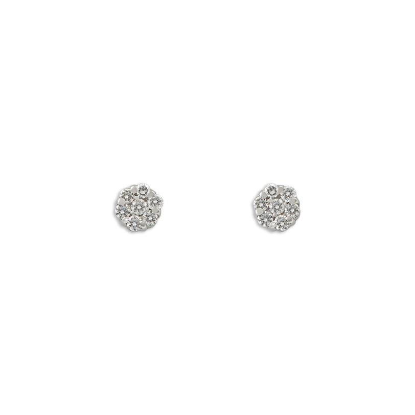 Σκουλαρίκια με πολύτιμες πέτρες
